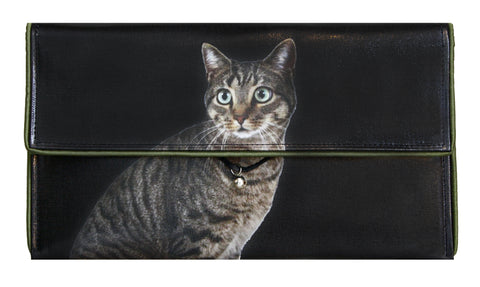 Tabby Cat Clutch