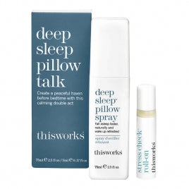 This Works- Deep Sleep Pillow Talk