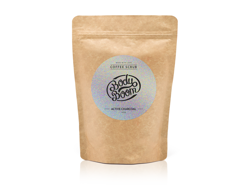Coffee Scrub - Active Charcoal