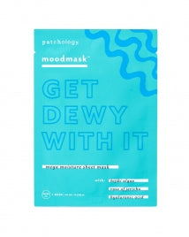 Mood Masque- Get Dewy with it- Single sheet Mask