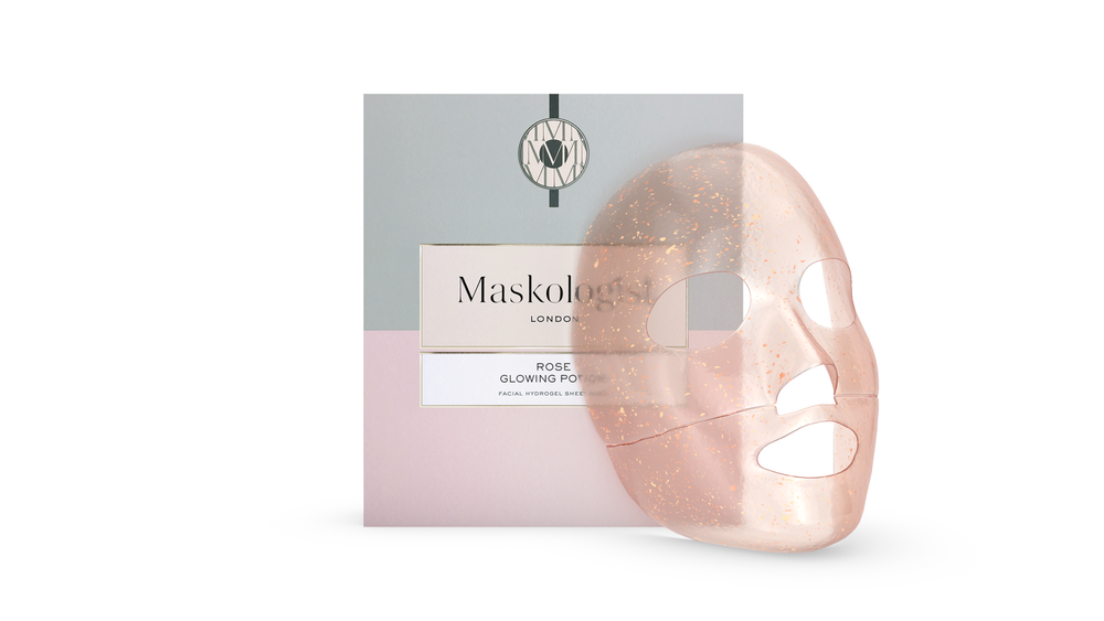 Glowing Potion Hydrogel Luxury Face Mask