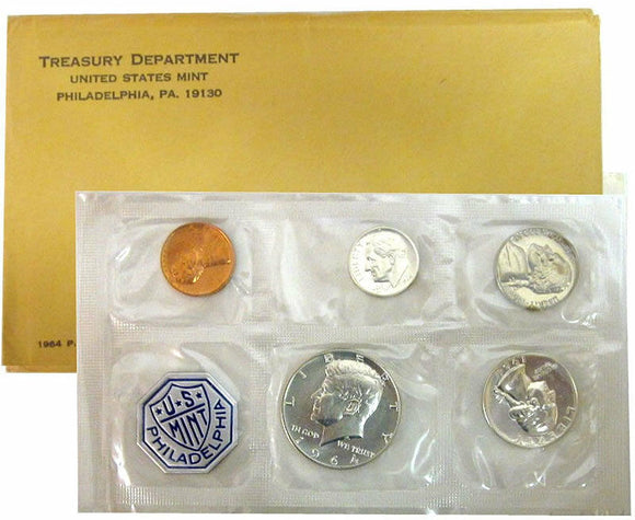 1964 Mint Proof Set