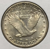 1929 Standing Liberty Quarter MS63FH