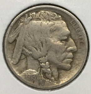 1913-D T-1 Buffalo Nickel Fine