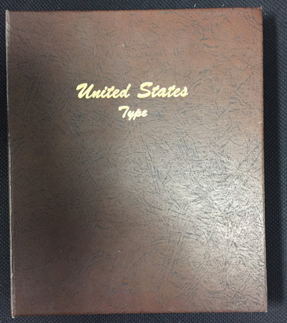 Dansco United States Type Album, #7070