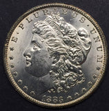 1883-CC Morgan Silver Dollar, MS-62