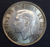 1939Canadian Silver Dollar, MS63