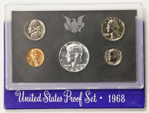 1968-S Mint Proof Set