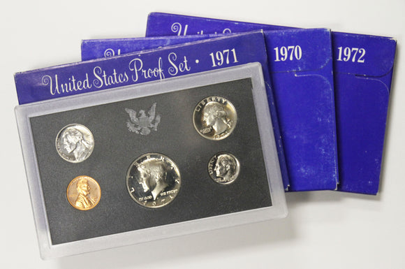 1972-S Mint Proof Set