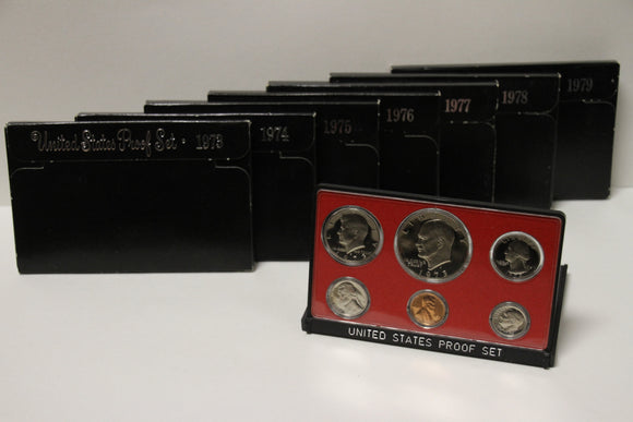 1975-S Mint Proof Set