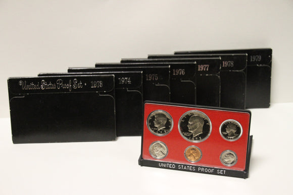 1976-S Mint Proof Set
