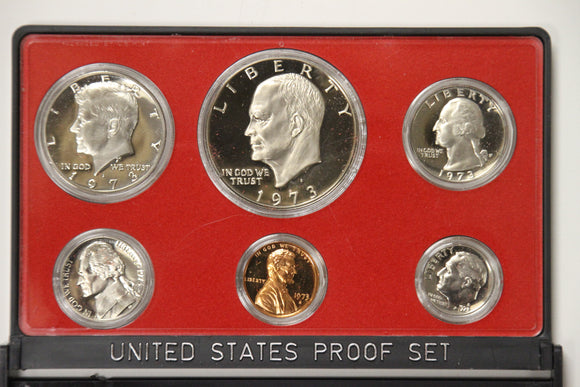 1973-S Mint Proof Set
