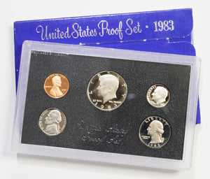 1983-S Mint Proof Set
