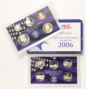 2006-S Mint Proof Set