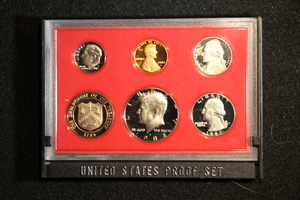 1982-S Mint Proof Set