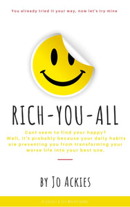 Rich - You - All eGuide by Jo Ackies