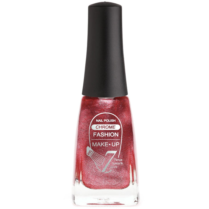 Vernis Chrome - Rose
