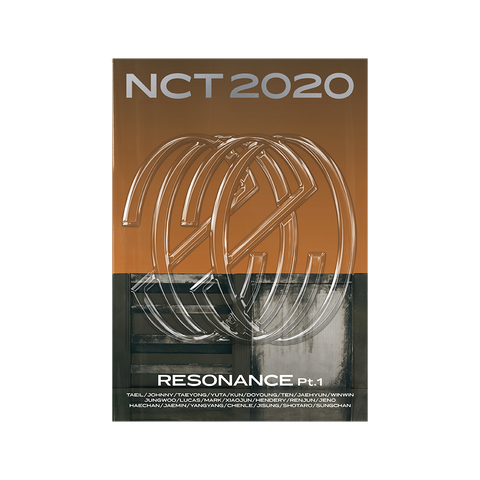 NCT - The 2nd Album RESONANCE Pt.1 (The Future Ver.)