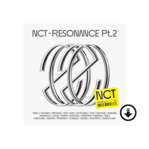 NCT - The 2nd Album RESONANCE Pt. 2 (Digital Album)