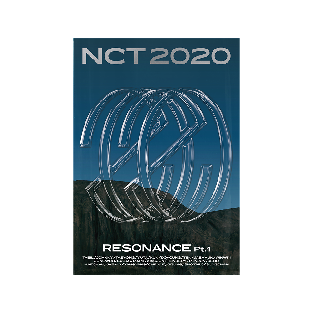 Nct The 2nd Album Resonance Pt 1 The Past Ver Nct 2020 Official Store