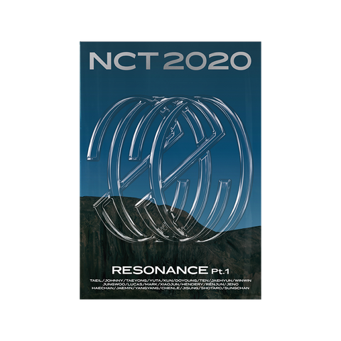 NCT - The 2nd Album RESONANCE Pt.1 (The Past Ver.)