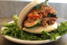 Load image into Gallery viewer, Vegan Bao (2)