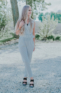 Jumpsuit Jenna - Makefashion -