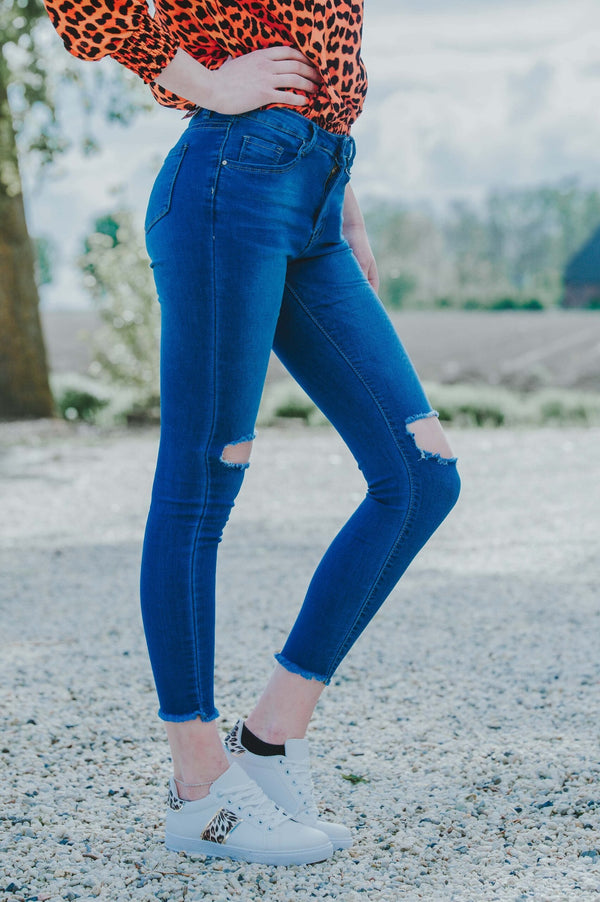 Jeans Esmay - Makefashion -
