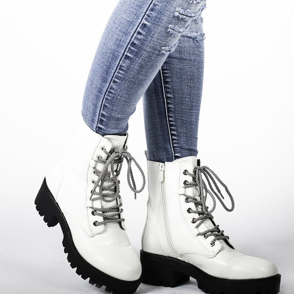 Boots Yvonne - Makefashion -
