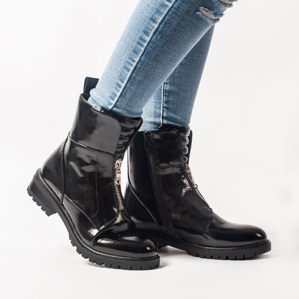 Boots Anna - Makefashion -