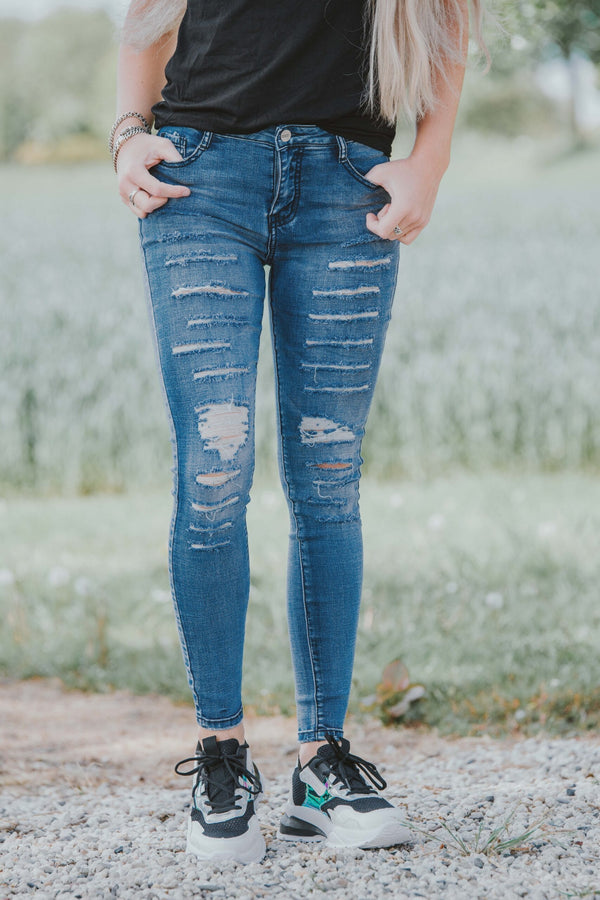 Jeans Suuz - Makefashion -