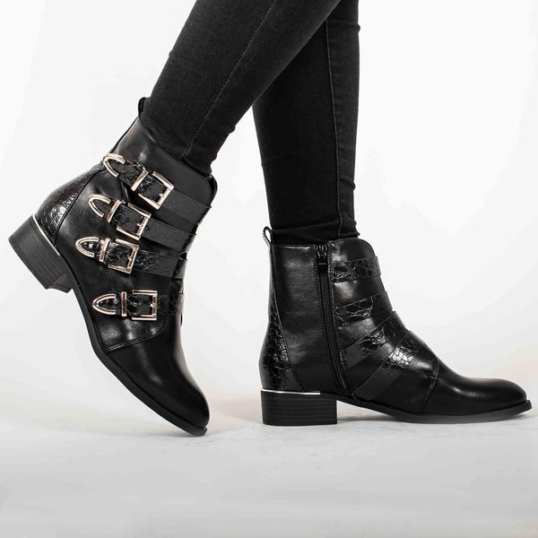 Boots Lieke - Makefashion -