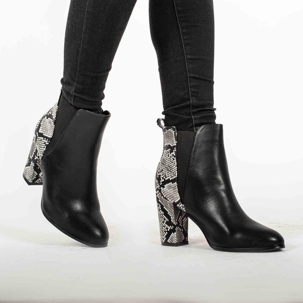 Boots Riva - Makefashion -
