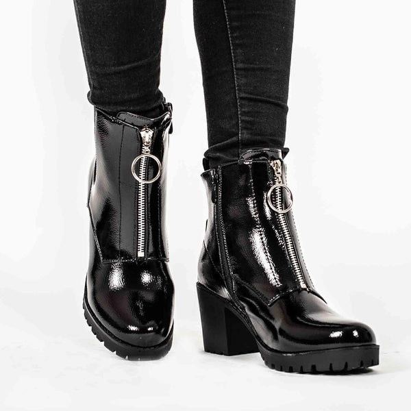 Boots Minke - Makefashion -