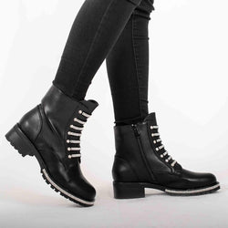 Boots Lyn - Makefashion -