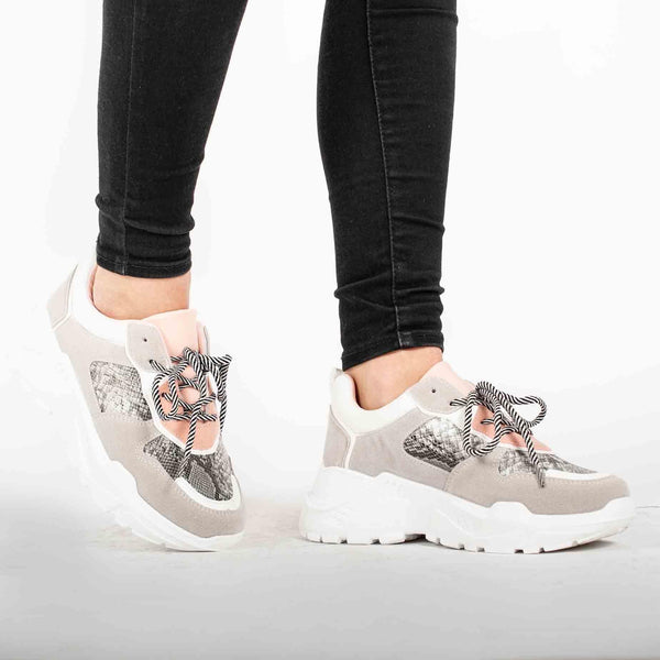 Sneaker Hailee - Makefashion -