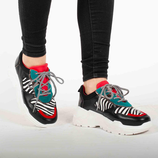 Sneaker Cately - Makefashion -