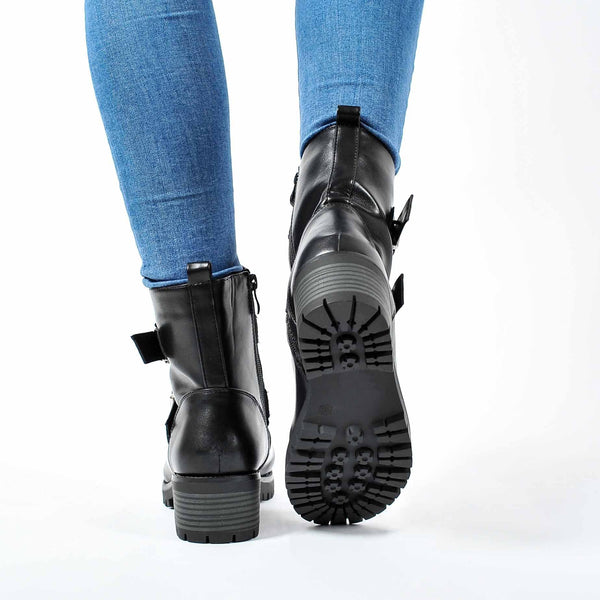 Boots Sara - Makefashion -
