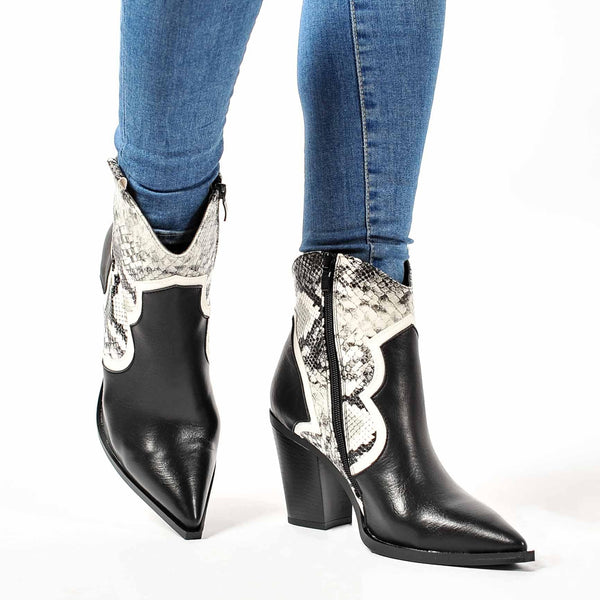 Boots Petra - Makefashion -