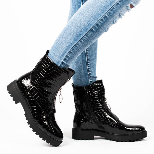 Boots Lize - Makefashion -