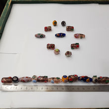 Load image into Gallery viewer, Murrine Beads Collection A