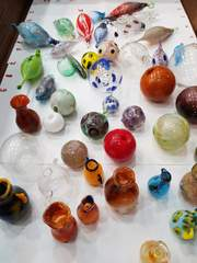 BLOWN GLASS Course