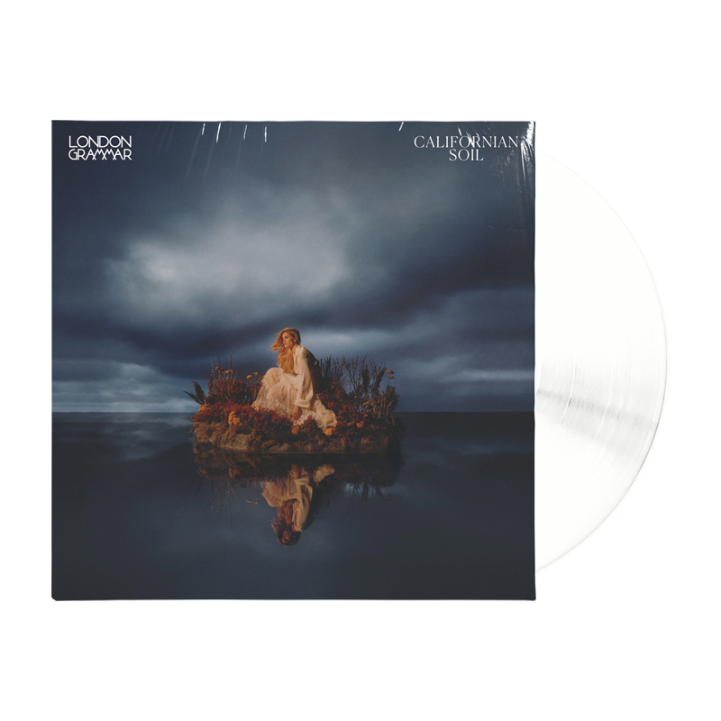 CALIFORNIAN SOIL (TRANSPARENT WHITE LP)