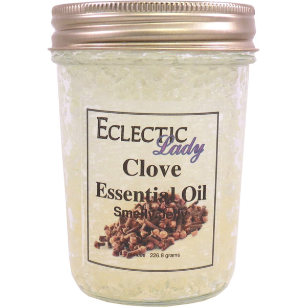 Clove Essential Oil Smelly Jelly