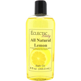 Lemon Essential Oil Bath Oil