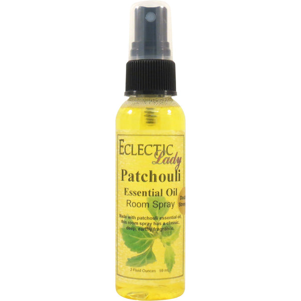 Patchouli Essential Oil Room Spray