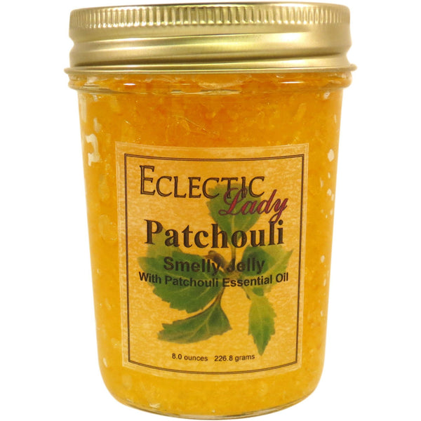 Patchouli Essential Oil Smelly Jelly