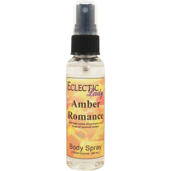 Amber Romance Body Spray