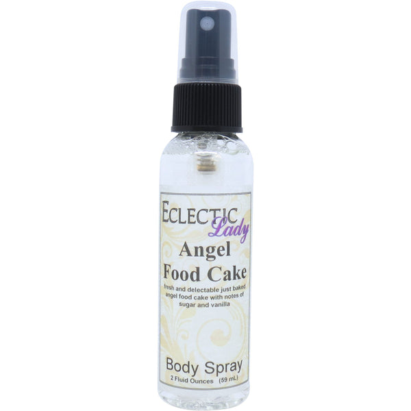 Angel Food Cake Body Spray