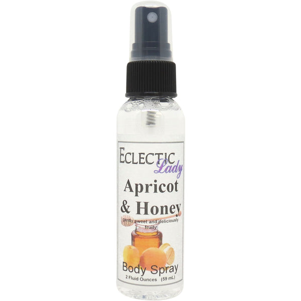 Apricot and Honey Body Spray